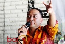 MASUK BURSA: Eri Cahyadi, masih enggan bicara Pilwali Surabaya 2020. | Foto: Barometerjatim.com/ROY HASIBUAN