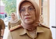TETAP DILANTIK: Indah Wahyuni, anggota DPRD Surabaya dan Tulungagung terpilih tersangka korupsi tetap dilantik. | Foto: IST