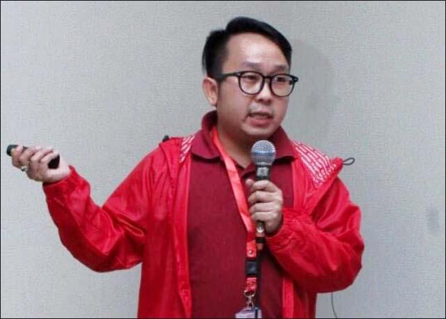 PSI SIAP BERISIK: William Wirakusuma, PSI siap berisik demi kemajuan Kota Surabaya. | Foto: IST
