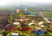 DESA WISATA: Pujon Kidul, potret desa wisata sukses di Kabupaten Malang. | Foto: Barometerjatim.com/ROY HS