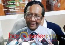 CARA CARA LAIN: Mahfud MD, para penolak revisi UU KPK bisa cari cara lain. | Foto: Barometerjatim.com/ROY HS