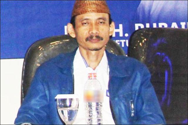 ANGKAL POLITIK DINASTI: Amar Saifudin, politik dinasti hanya menyumbat kaderisasi Parpol. | Foto: IST