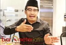 SAATNYA MADURA: Harun Al Rasyid, saatnya Gus Hans yang orang Madura pimpin Surabaya. | Foto: Barometerjatim.com/ROY HS