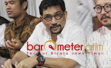 MEROKET: Machfud Arifin, calon yang disiapkan koalisi besar lawan jagoan PDIP? | Foto: Barometerjatim.com/ROY HS