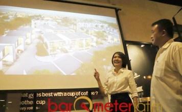 INVESTASI DOBEL UNTUNG: Mountville, rumah kos premium berlokasi di Pandaan, Pasuruan. | Foto: Barometerjatim.com/ROY HS