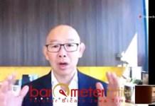 EKSPANSI KE AS: Iwan Sunito, Crown Group ekspansi bisnis ke AS garap proyek Rp 8 triliun. | Foto: Barometerjatim.com/NATHA LINTANG