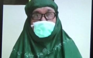 SEMBUH: Pasien positif virus Corona (Covid-19) di Surabaya berusia 76 tahun dinyatakan sembuh. | Foto: IST