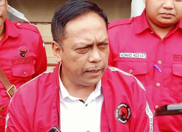 PILWALI SURABAYA: Anas Karno, KPU jangan hanya bilang calon sudah sembuh, buktikan lewat hasil tes PCR.   Foto: IST