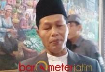 FORUM KIAI KAMPUNG: Maulana Ischak, bawa FKKN Surabaya dukung pasangan Machfud-Mujiaman. | Foto: Barometerjatim.com/ANDRIAN
