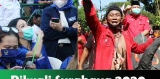 CEGAH KLASTER CORONA: Pilwali Surabaya, euforia politik sebaiknya di udara untuk hindari Klaster Corona. | Foto: Barometerjatim.com/IST