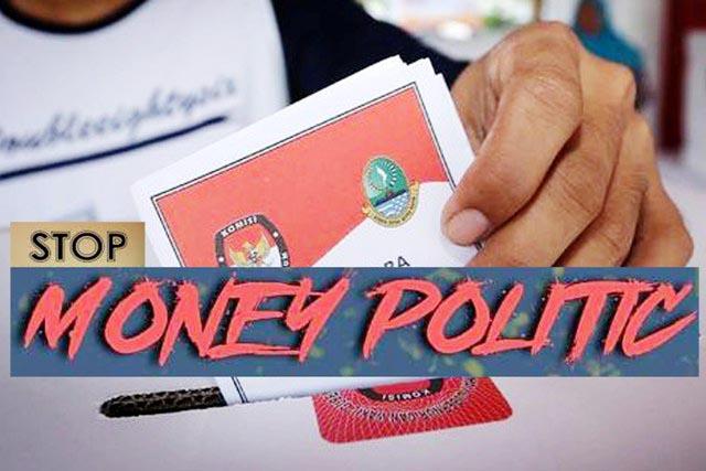 PILKADA BERSIH: Cegah politik uang di Pilwali Surabaya, Polrestabes Surabaya siapkan hadiah Rp 5 juta. | Ilustrasi: IST