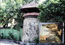 CAGAR BUDAYA: Eks Penjara Koblen, bangunan cagar budaya tipe C bakal difungsikan menjadi pasar wisata. | Foto: IST