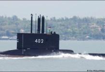 "ON ETERNAL PATROL: 53 awak kapal selama KRI Nanggala-402 dinyatakan ""On Eternal Patrol"".   Foto: IST"