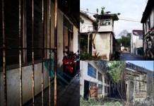 JADIKAN 'WISATA HOROR': Eks Penjara Kalisosok Surabaya, bangunan cagar budaya tempat para pejuang disiksa. | Foto: IST