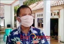 KLASTER HAJATAN: Abdullah Wasian, warga desa di Lamongan terpapar Covid-19 dari klaster hajatan. | Foto: Barometerjatim.com/HAMIM ANWAR