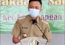 PROBLEM LIMBAH PABRIK: Rahmat Santoso, akan tindak tegas PT Greenfields Indonesia Farm 2. | Foto: Barometerjatim.com/IST