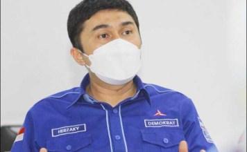 JANGAN FITNAH DEMOKRAT: Herzaky Mahendra Putra, minta Wamendes fokus pandemi dan jangan sibuk fitnah Demokrat. | Foto: IST
