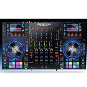 Console Dj All in One