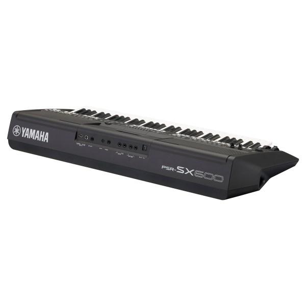 Tastiera-YAMAHA-PSR-SX600-Arranger-61-Tasti-2