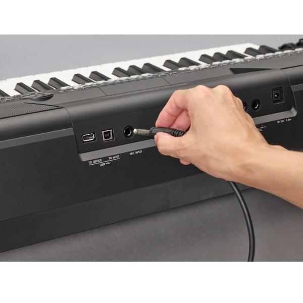 Tastiera-YAMAHA-PSR-SX600-Arranger-61-Tasti-5