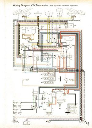 TheSamba :: Split Bus  View topic  1965 Type 2