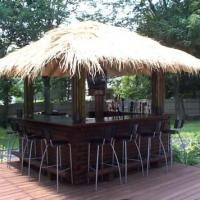 Backyard Bar Plans | Easy Home Bar Plans on Backyard Bar With Roof id=79358