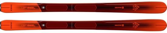 Salomon MTN Explore 88, tablas de esquí de travesía polivalentes