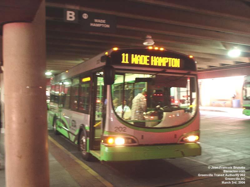 Greenville Transit Authority GTA