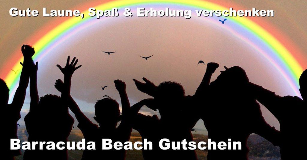 Barracuda Beach Geschenk-Gutschein