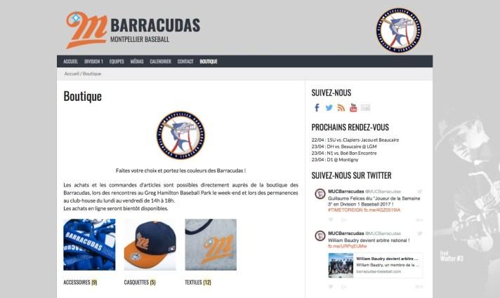 Boutique Barracudas