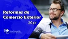 Curso Reformas de Comercio Exterior 2017