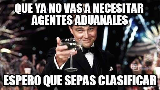 # Memes aduaneros