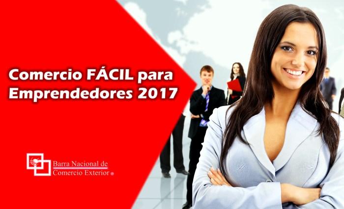 Comercio Exterior FÁCIL para emprendedores 2017