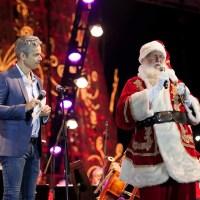 BarraShopping inaugura árvore de Natal com a presença de Otaviano Costa