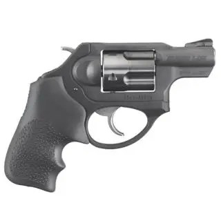 "RUGER LCRX 9MM 1.87"" FS HOGUE TAMER GRIP 5RD"