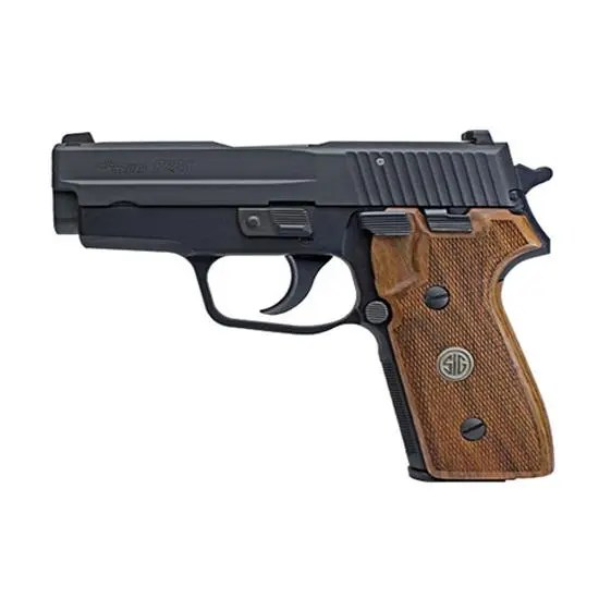 SIG Sauer P225-A1 Classic Compact Semi Auto Pistol 9mm Luger 3.6""