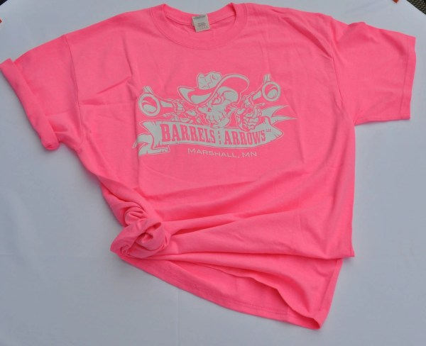 Safety Pink Shirt