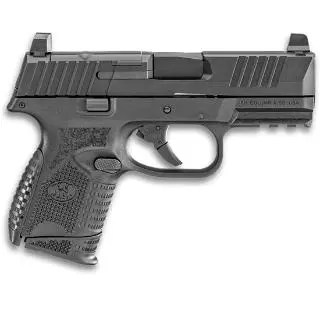 """FN 509C MRD 9MM 4"""" BLK"""
