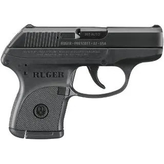 "RUGER LCP 380ACP 2.75"" 6RD BLUED BLACK"