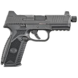 "FN 509 TACTICAL 9MM BLK 4.5"" THRD 1 17RD 2 24RD"
