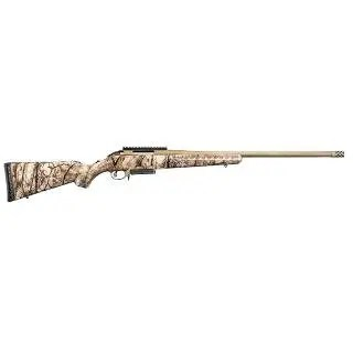 RUGER AMERICAN 6.5 CREED 22 BRONZE GO WILD CAMO