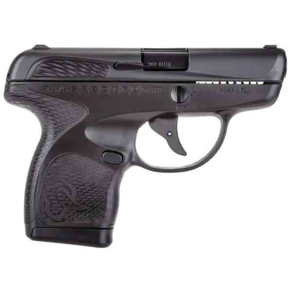 "Taurus Spectrum Semi Auto Pistol .380 ACP 2.8"""