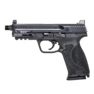 """SMITH & WESSON M&P9 M2.0 9MM 4.6"""" TB NTS HS BLK 2 17RD"""