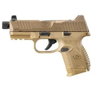 FN 509C TACTICAL FDE 9MM 4.32'' NS 12/15/24RD (845737012656)
