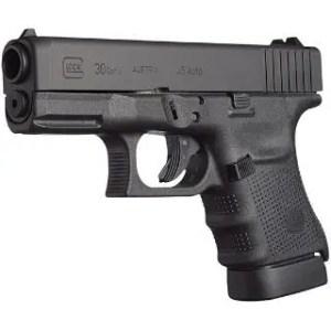 GLOCK 30 GEN4 45ACP 3.78 FS 3 10RD