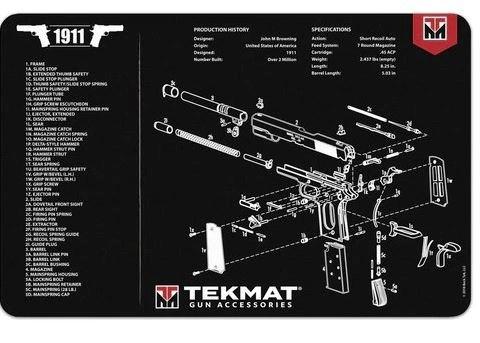 TekMat Cleaning Mat