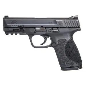 "SMITH & WESSON M&P9 M2.0 COMPACT 9MM 4"" NTS BLK 2 15RD"