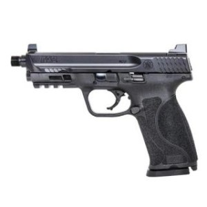 "SMITH & WESSON M&P9 M2.0 9MM 4.6"" TB NTS HS BLK 2 17RD"