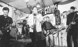 LA POLLA RECORDS EN LIVE