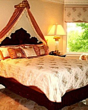 Custom Bedding - Bed Treatment & Decorative Pillows